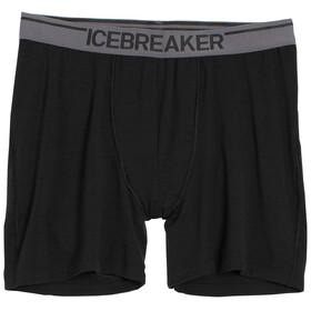Icebreaker Anatomica Ondergoed onderlijf Heren zwart